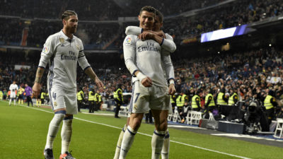 Hasil Pertandingan Real Madrid vs Napoli