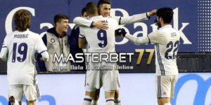Hasil Pertandingan Osasuna vs Real Madrid
