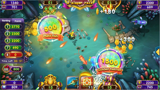 Fish Hunter Game