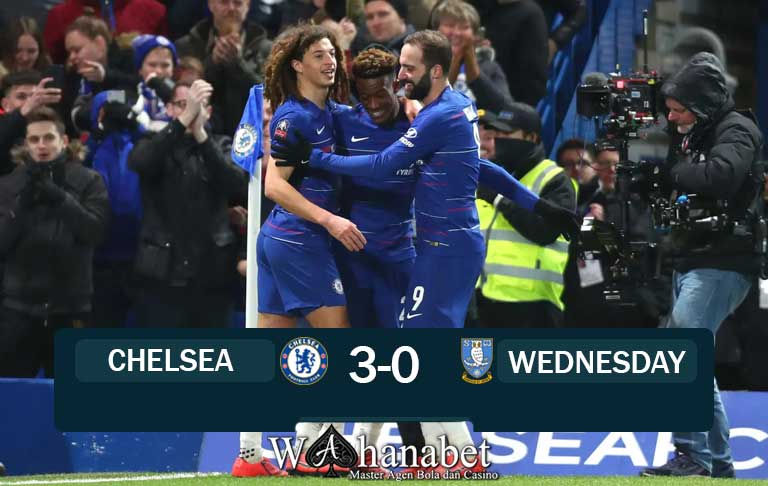 Hasil Pertandingan Chelsea vs Sheffield Wednesday