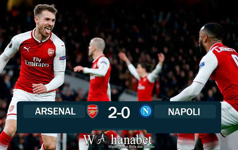hasil pertandingan arsenal vs napoli