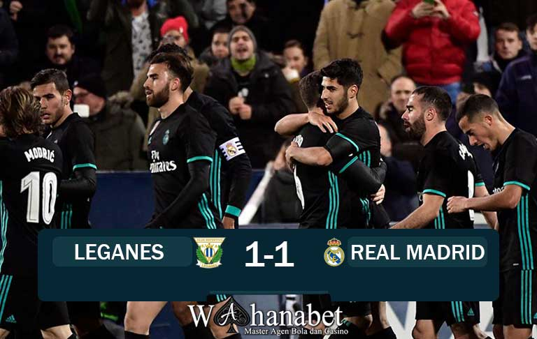 hasil pertandingan leganes vs real madrid