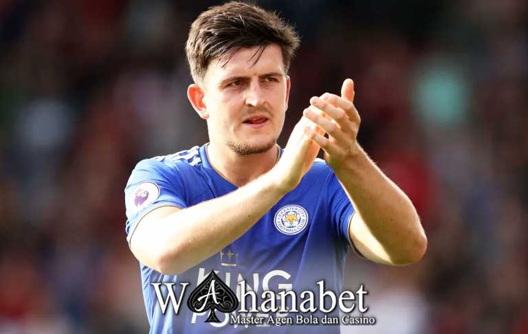 manchester united membeli harry maguire